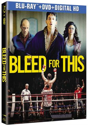 Bleed for This (2016) (Blu-ray + DVD)