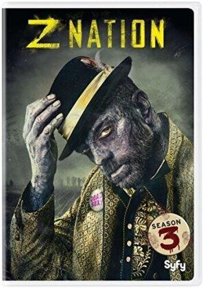 Z Nation - Season 3 (3 DVDs)