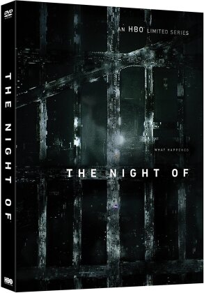 The Night of - Mini-série (3 DVDs)