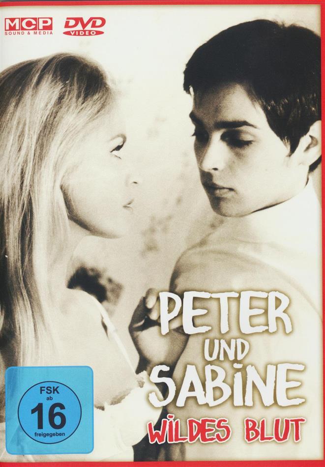 Peter & Sabine - Wildes Blut (1968) (s/w)