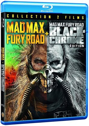 Mad Max - Fury Road + Black Chrome Édition (2015) (2 Blu-rays)