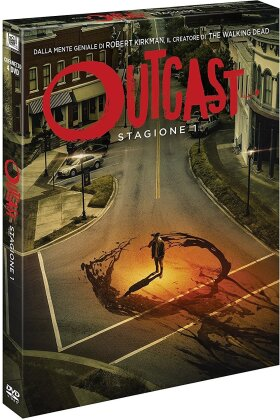 Outcast - Stagione 1 (4 DVD)