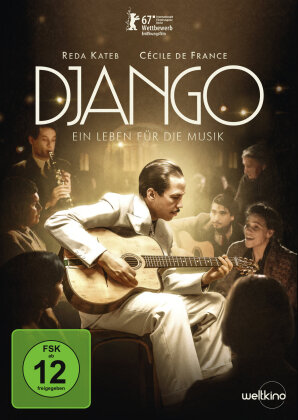 Django - Ein Leben für die Musik (2017)