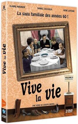 Vive la vie - Vol. 8 (s/w, 2 DVDs)