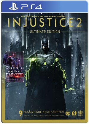 Injustice 2 (German Edition, Ultimate Edition)