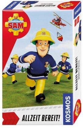 Feuerwehrmann Sam - Würfelpuzzle
