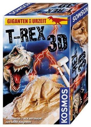 Giganten der Urzeit - T-Rex 3D