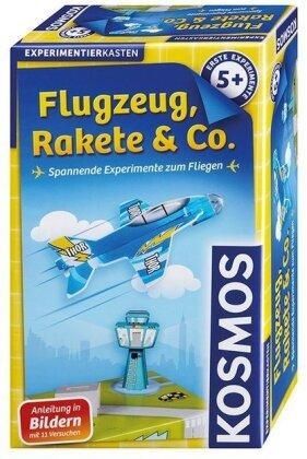 Erste Experimente - Fliegen, Rakete & Co.
