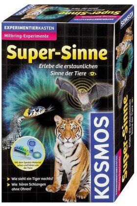 Mitbring-Experimente - Super-Sinne