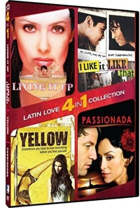 Latin Romance - Yellow / I Like It Like That (Latin Love 4 in 1 Collection)