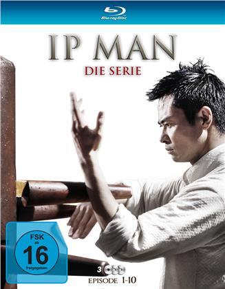 Ip Man - Die Serie: Episode 1-10 (3 Blu-rays)