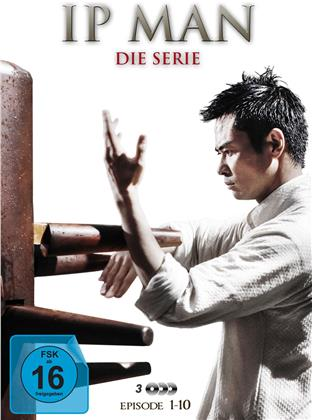 Ip Man - Die Serie: Episode 1-10 (3 DVDs)