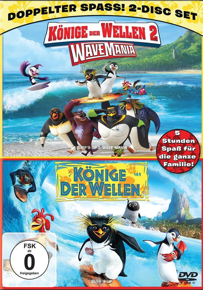 Könige der Wellen / Könige der Wellen 2 - WaveMania (2 DVDs)