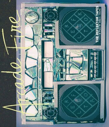 Arcade Fire - The Reflektor Tapes (2 Blu-rays)