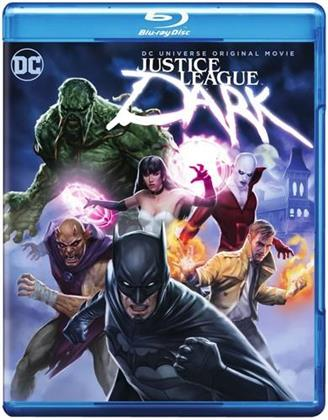 Justice League Dark (2017) (Blu-ray + DVD)