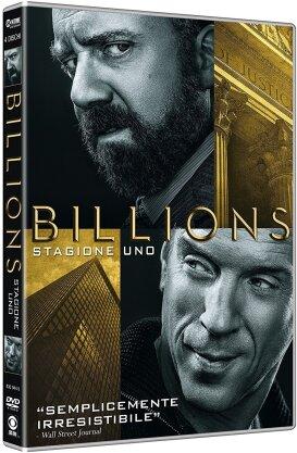 Billions - Stagione 1 (4 DVD)