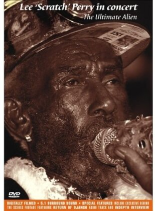 Lee Scratch Perry - The Ultimate Alien