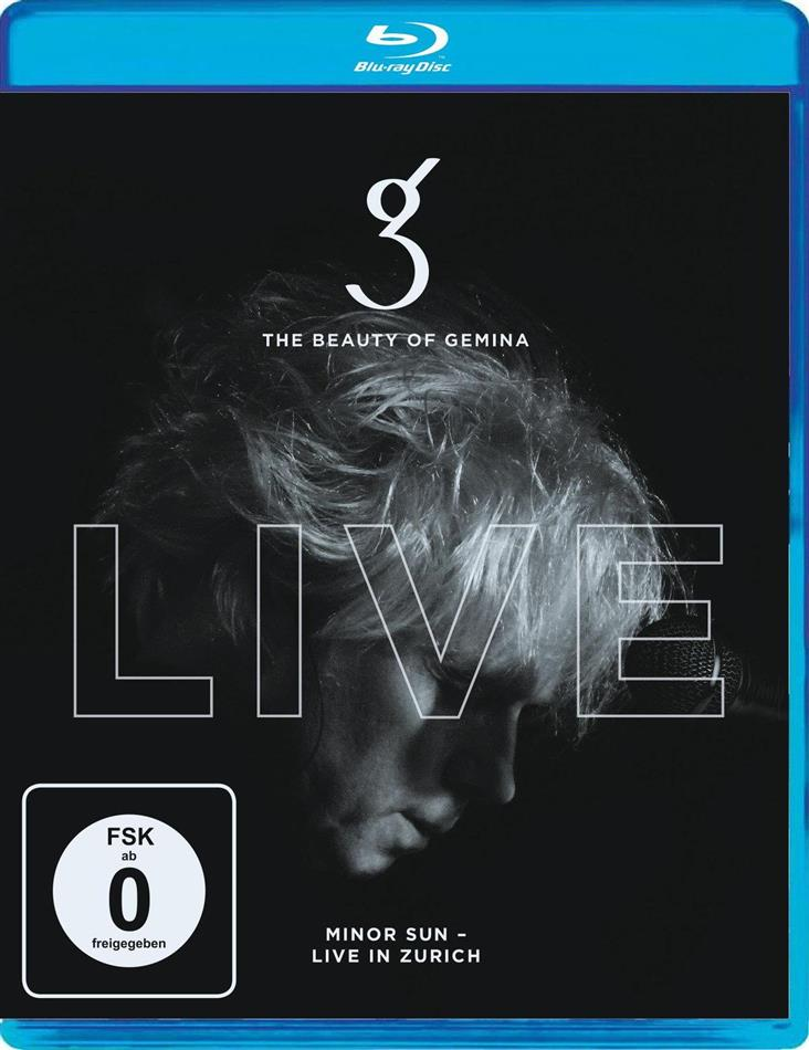 The Beauty Of Gemina - Minor Sun - Live in Zurich