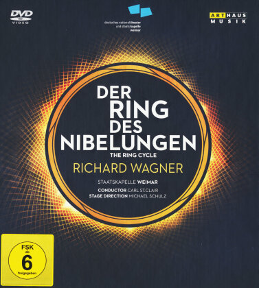 Staatskapelle Weimar, Nationaltheater Weimar, … - Wagner - Der Ring des Nibelungen (Arthaus Musik, 7 DVDs)
