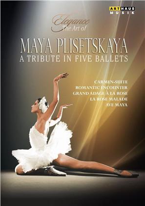 Maya Plisetskaya - A Tribute to Maya Plisetskaya (Arthaus Musik, Elegance)