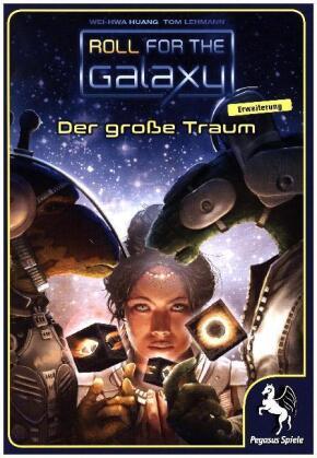 Roll for the Galaxy - Der große Traum