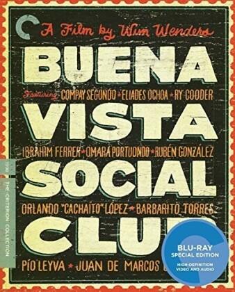 Buena Vista Social Club - Criterion Collection - Buena Vista Social Club (1999) (Special Edition, Widescreen)