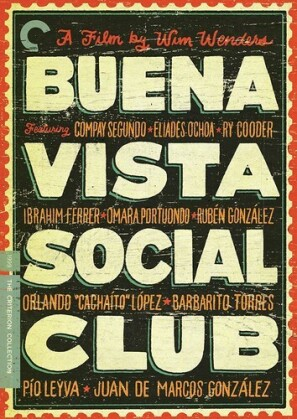 Buena Vista Social Club - Criterion Collection - Buena Vista Social Club (1999) (Special Edition, Widescreen, 2 DVDs)
