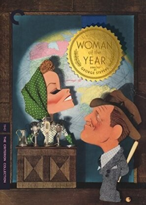Criterion Collection - Woman Of The Year (1942) (Special Edition, Widescreen, 2 DVDs)