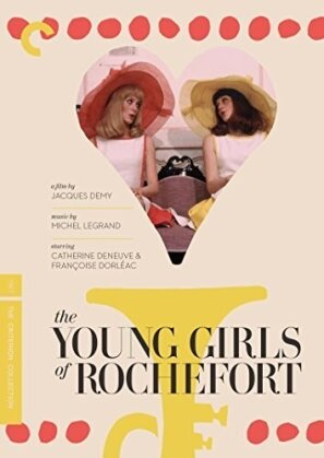 The Young Girls of Rochefort (1967) (Criterion Collection, 2 DVDs)