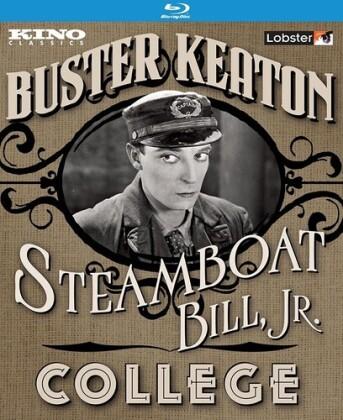 Steamboat Bill, Jr. / College (2 Blu-ray)