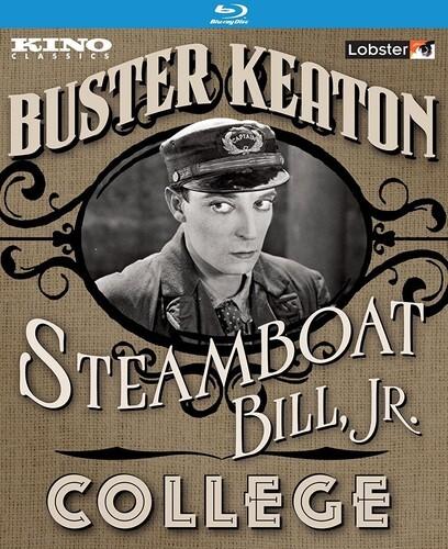 Steamboat Bill, Jr. / College (2 Blu-rays)