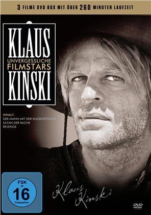 Klaus Kinski - Unvergessliche Filmstars