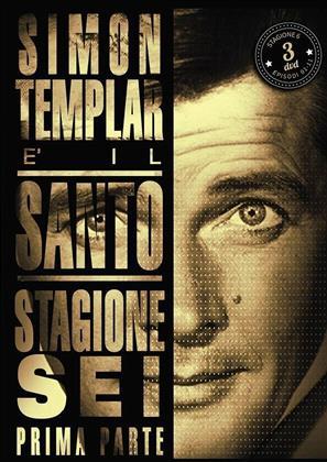 Il Santo - Stagione 6 Vol. 1 (s/w, 3 DVDs)