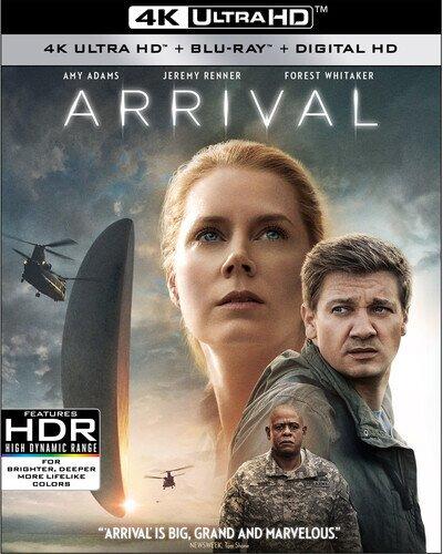 Arrival (2016) (4K Ultra HD + Blu-ray)