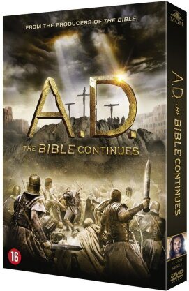 A.D - The Bible Continues (1985) (4 DVD)