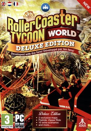 Roller Coaster World (Deluxe Edition)