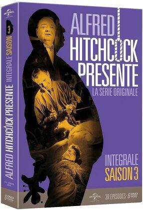 Alfred Hitchcock présente - La série originale - Saison 3 (s/w, 6 DVDs)