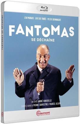 Fantomas se déchaîne - Louis de Funès (1965) (Collection Gaumont Découverte)