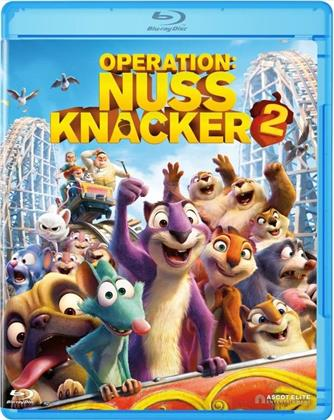 Operation: Nussknacker 2 - Voll auf die Nüsse (2017)