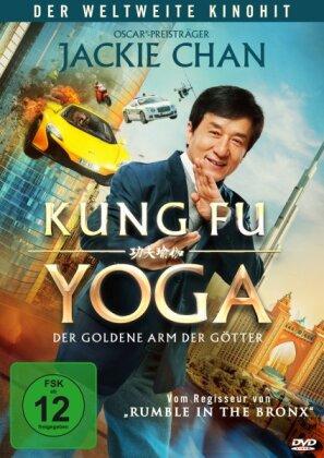 Kung Fu Yoga - Der goldene Arm der Götter (2017)
