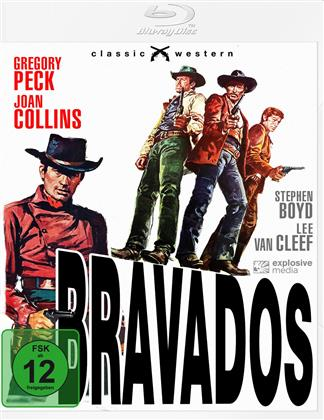Bravados (1958) (Classic Western)