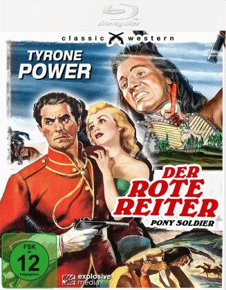 Der rote Reiter - Pony Soldier (1952) (Classic Western)