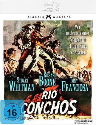Rio Conchos (1964) (Classic Western)