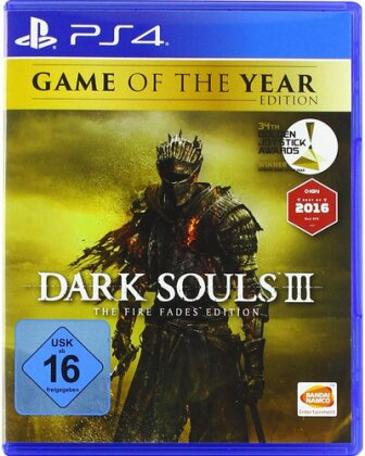 Dark Souls 3 (German The Fire Fades Edition)
