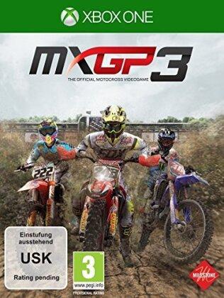 MXGP 3 (German Edition)