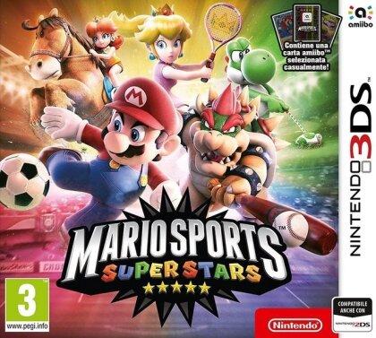 Mario Sports Superstars + amiibo-Karte