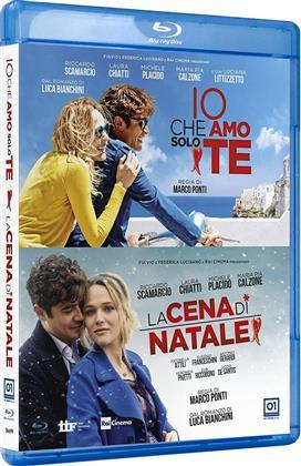 Io che amo solo te / La cena di Natale (2 Blu-ray)
