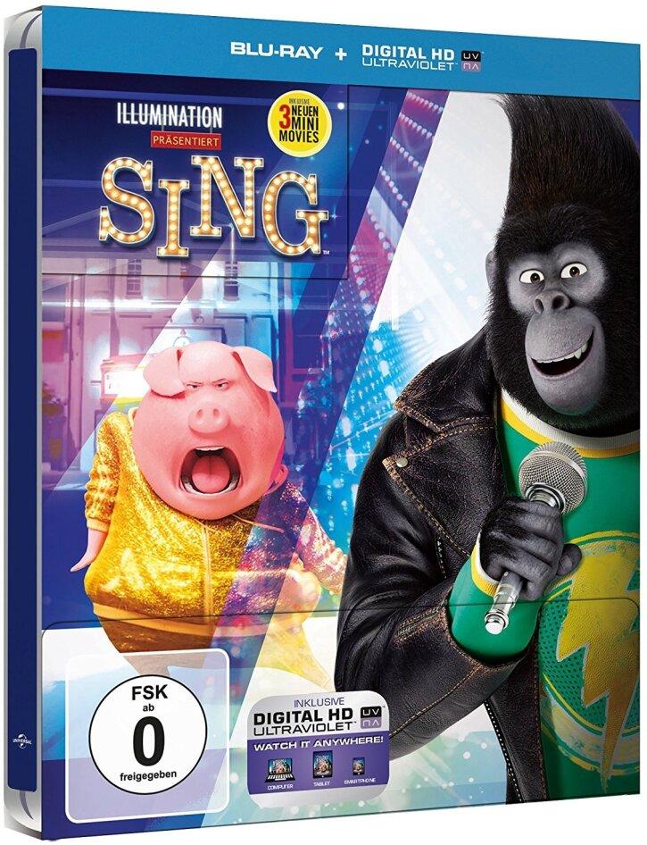 Sing (2016) (Steelbook)