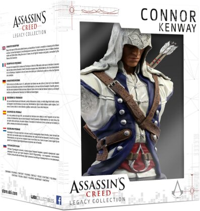 Assassin's Creed Legacy Collection: Connor Bust