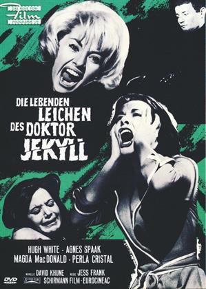 Die lebenden Leichen des Doktor Jekyll (1964) (s/w, Limited Edition, Uncut)